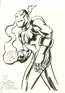 Iron Man by Sean Phillips