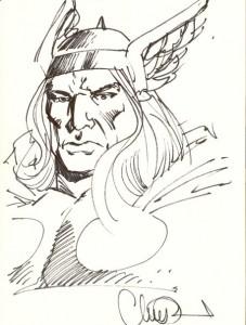 Thor Charlie by Adlard