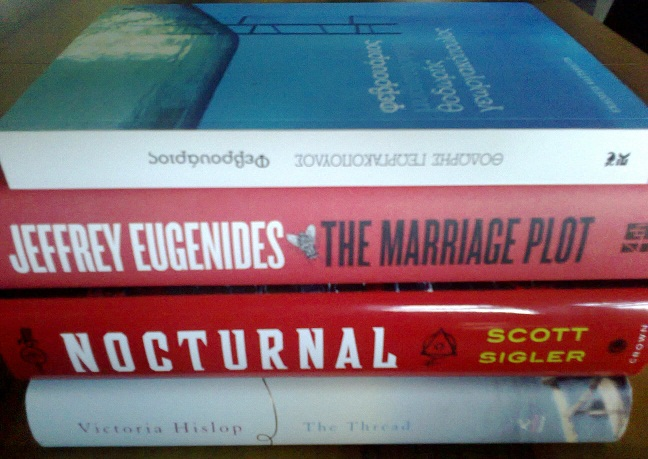 Summer 2012 Books