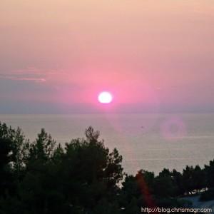Halkidiki-Sunset