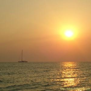 Posidi-Sunset