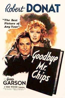 GoodbyeMr Chips-Poster