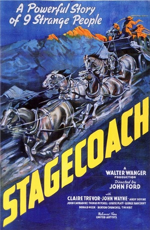 Stagecoach-Poster