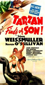 Tarzan Finds A Son
