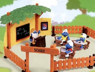 SmurfsSchool